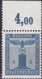 Deutsches Reich Dienst Mi.-Nr. 146 P OR **