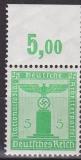 Deutsches Reich Dienst Mi.-Nr. 147 P OR **