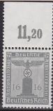 Deutsches Reich Dienst Mi.-Nr. 151 P OR **
