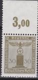 Deutsches Reich Dienst Mi.-Nr. 153 P OR **