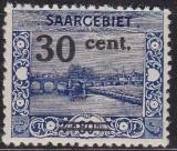 Saar Mi.-Nr. 76 **
