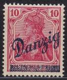 Danzig Mi.-Nr. 36 b **