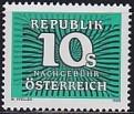 Österreich Porto Mi.-Nr. 267 **