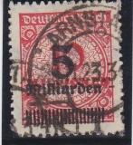 Deutsches Reich Mi.-Nr. 340 P b HT oo gepr.