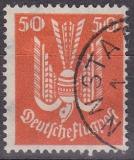 Deutsches Reich Mi.-Nr. 346 Zeppelinbrief Z.R.3