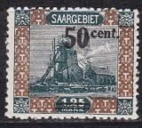 Saar Mi.-Nr. 78 **
