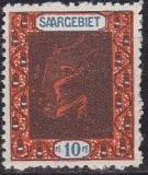 Saar Mi.-Nr. 54 **