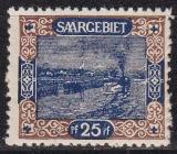 Saar Mi.-Nr. 56 **