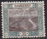 Saar Mi.-Nr. 58 **