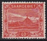 Saar Mi.-Nr. 59 **