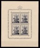 Liechtenstein Kleinbogen Mi.-Nr. 247 **