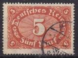 Deutsches Reich Mi.-Nr. 194 b oo gepr.