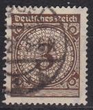 Deutsches Reich Mi.-Nr. 337 A P HT oo gepr.