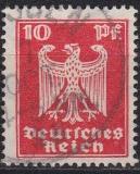 Deutsches Reich Mi.-Nr. 357 Y oo