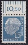 Bund Mi.-Nr. 184 y W OR **