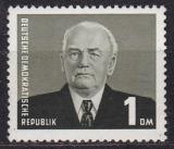 DDR Mi.-Nr. 342 bb II X II ** geprüft