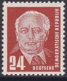 DDR Mi.-Nr. 324 va X II ** geprüft