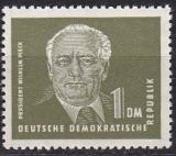 DDR Mi.-Nr. 325 z X II ** geprüft