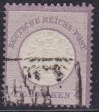 Deutsches Reich Mi.-Nr. 16 oo
