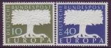 Bund Mi.-Nr. 268/69 **