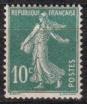 Frankreich-Mi.-Nr. 141 II **