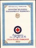 Frankreich - Mi.-Nr. 984/985 MH **