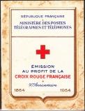 Frankreich - Mi.-Nr. 1032/1033 MH **