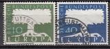 Bund Mi.-Nr. 268/9 oo