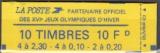 Frankreich-Markenheftchen 19 **
