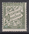 Frankreich - Porto Mi.-Nr. 35 x *