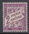 Frankreich - Porto Mi.-Nr. 51 **