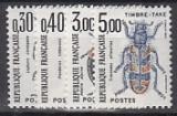 Frankreich - Porto Mi.-Nr. 112/15 **