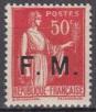 Frankreich-Militär-Feldpost Mi.-Nr. 7 **