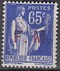 Frankreich-Militär-Feldpost Mi.-Nr. 8 **