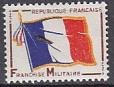 Frankreich-Militär-Feldpost Mi.-Nr. 13 **