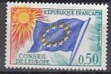 Frankreich-Europarat Mi.-Nr. 15 **