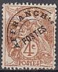 Frankreich Mi.-Nr. 89 V oo