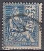 Frankreich Mi.-Nr. 94 I oo