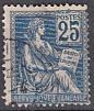 Frankreich Mi.-Nr. 94 II oo