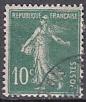 Frankreich Mi.-Nr. 141 II oo