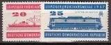 DDR Mi.-Nr. 559/60 **