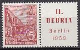 DDR Mi.-Nr. 580 B ZF **
