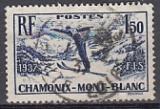 Frankreich Mi.-Nr. 340 oo