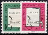 DDR Mi.-Nr. 598/9 **