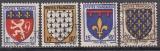 Frankreich Mi.-Nr. 585/88 oo