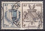 Frankreich Mi.-Nr. 707/08 oo