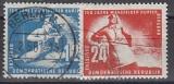 DDR Mi.-Nr. 273/74 oo