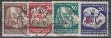 DDR Mi.-Nr. 289/92 oo