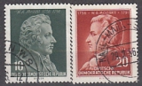DDR Mi.-Nr. 510/11 oo