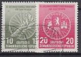 DDR Mi.-Nr. 521/22 oo